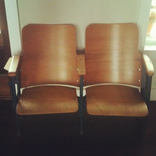 entry hall theatre chairs
