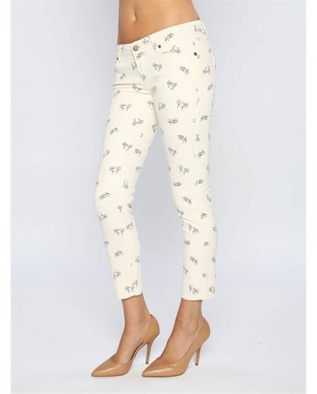 Paige Denim Cycle Print Pants