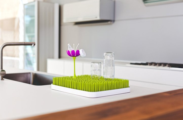 Boon grass drying rack: the bigger, the better