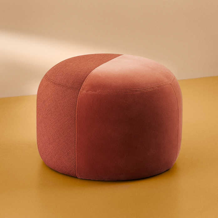 2301013-warmnordic-furniture-dainty_pouf_burntorange-rustyrose-vyellow-696x696